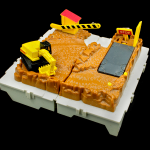 Micro Machine Play Set 2