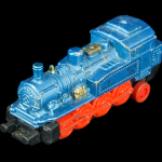 Blue Train Engine