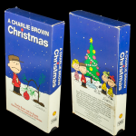 Charlie Brown Christmas VHS