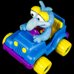 Mupper Babies Gonzo Car
