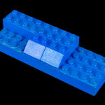 LEGO Remnants #2 - Blue Roof
