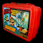 Nintendo Power Lunchbox