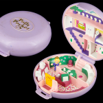 Polly Pocket Purple House