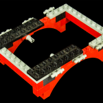 LEGO Remnants #6 - Ninja Bridge