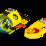 LEGO Remnants #7 - Sub and Boat