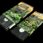 The Lost World VHS