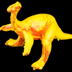 Yellow Dinosaur