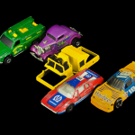 Colorful Vehicles