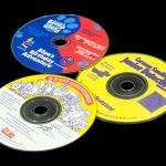 Educational Game CDs