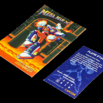 MegaMan Flame Stag Card