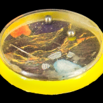 Small Marble Puzzle Toy