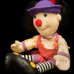 Loonette Doll (Big Comfy Couch)