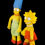 Marge and Lisa Dolls
