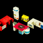 Micro Machines Building Remnants