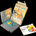 North and South and Tom & Jerry NES Games