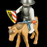 Play Mobil Knight and Horse