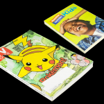 Pokémon TV Guide from 1999