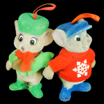 The Rescuers Ornaments