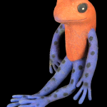 Rubber Tree Frog