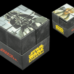 Taco Bell Star Wars Vader Picture Cube