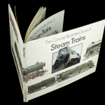 Illustrated Book of Steam Trains
